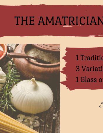 Celebrating AMATRICIANA Month